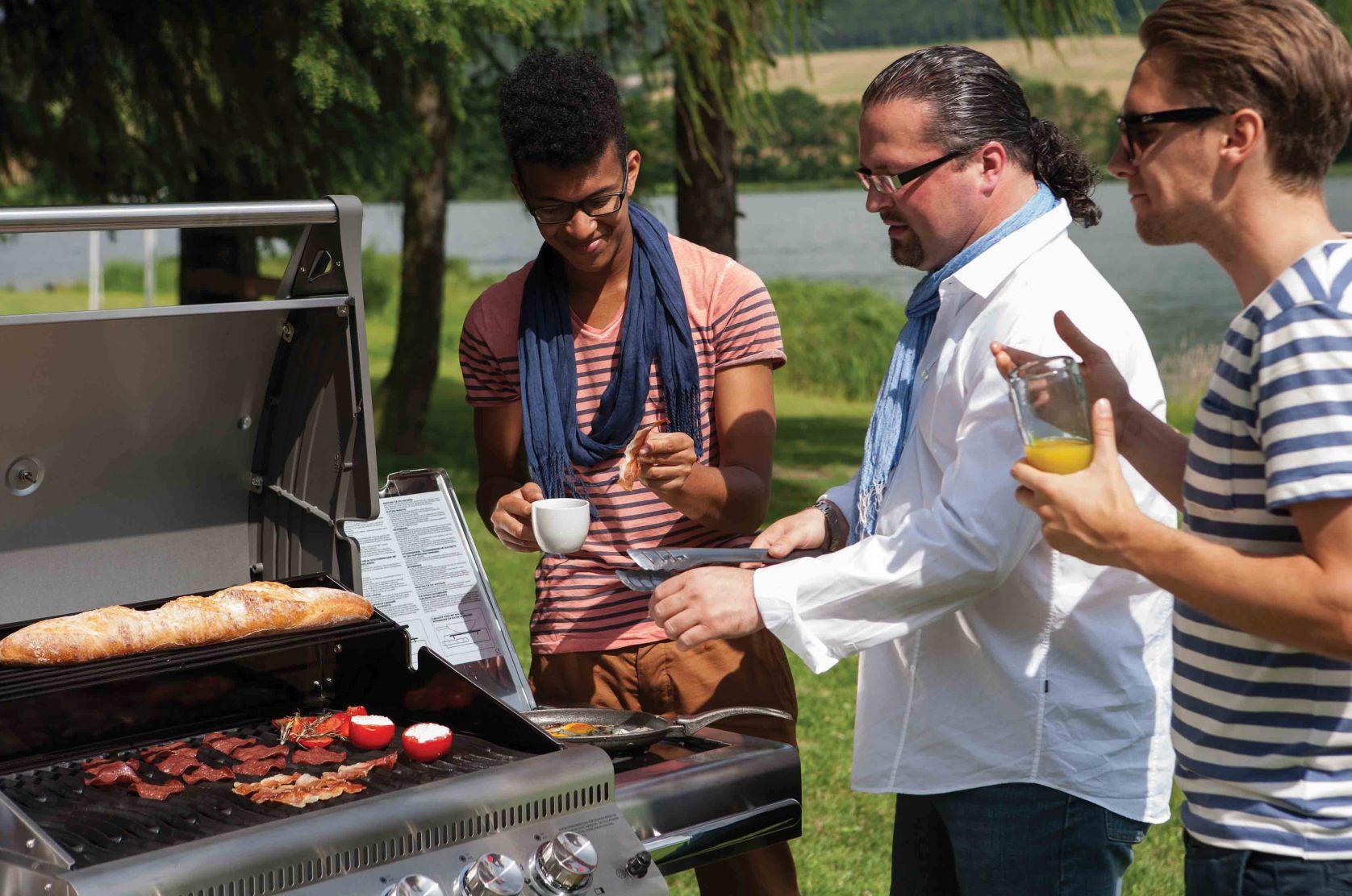 Outdoorküche Napoleon Rogue : Napoleon gourmet grills