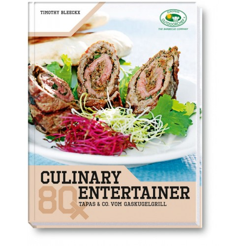 Culinary Entertainer Grill-Shop Berlin