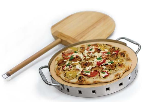 Broil-King Pizza-Schieber