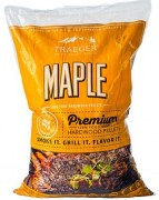 Traeger Maple Pellets