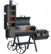Joes's Barbeque Smoker Chuckwagon