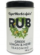 Greek Lemon & Herb seasoning