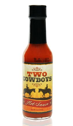 Two Cowboys Hot Sauce
